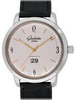 We buy Glashutte Original Senator Sixties Panorama Date watches