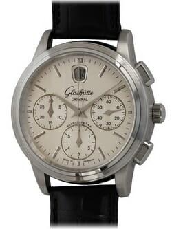 We buy Glashutte Original Senator Chronograph watches