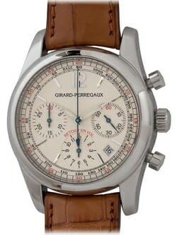 Sell your Girard-Perregaux Elegance Flyback Chronograph watch