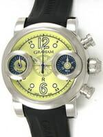 Sell my Graham Swordfish Chronograph watch