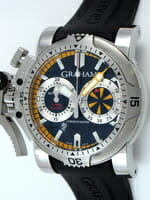 Sell my Graham Chronofighter Oversize Turbo Diver watch