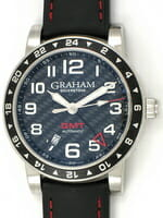 Sell your Graham Silverstone Time Zone GMT watch
