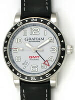 We buy Graham Silverstone Time Zone GMT watches