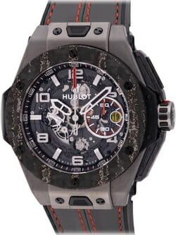 We buy Hublot Big Bang Ferrari Unico watches