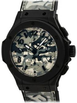 We buy Hublot Big Bang Camo Arctic watches