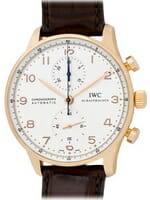 We buy IWC Portugieser Chronograph watches
