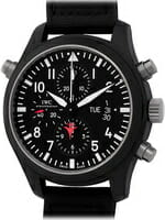 We buy IWC Pilot's Watch Doppelchronograph Edition 'TOP GUN' watches
