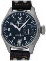 We buy IWC Big Pilot watches