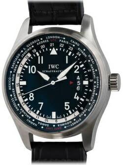 Sell my IWC Pilot's World Timer watch