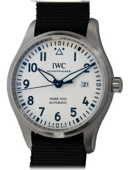 Sell your IWC Pilot's Mark XVIII watch