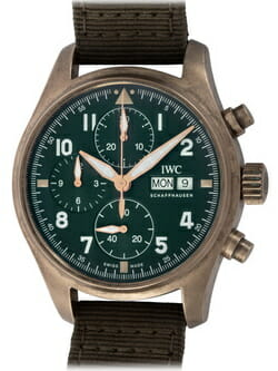 Sell my IWC Pilot's Chronograph Spitfire watch