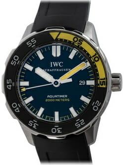 Sell your IWC Aquatimer watch