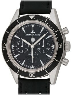 We buy Jaeger-LeCoultre Master Compressor Deep Sea Chronograph watches
