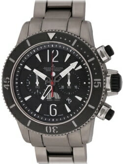 Sell my Jaeger-LeCoultre Master Compressor Diving Chronograph GMT Navy Seals watch