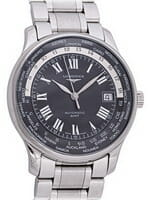 We buy Longines Master Collection World Time GMT watches