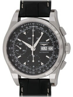 Sell your Longines Heritage Chronograph watch