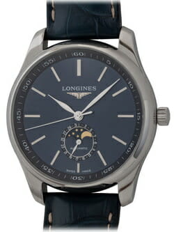 Sell my Longines Master Collection Moonphase watch