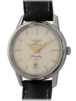 We buy Longines Flagship Heritage watches