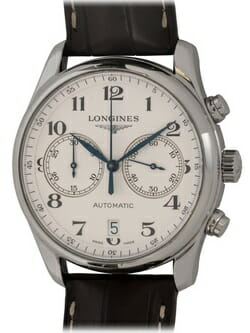 Sell your Longines Master Chronograph watch