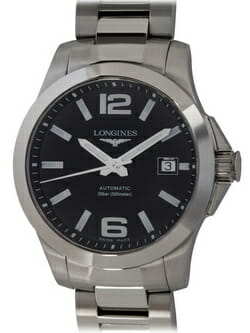 Sell my Longines Conquest watch