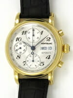 Sell my MontBlanc Meisterstuck Star Chronograph watch