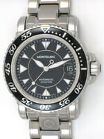 Sell my MontBlanc Sport Steel watch