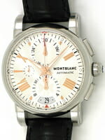 We buy MontBlanc Automatic Star Chronograph watches