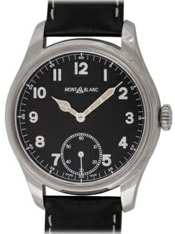 Sell my MontBlanc 1858 Hand Wind watch