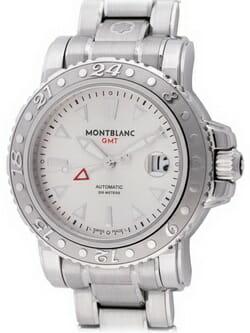 Sell my MontBlanc Sport Steel XL GMT watch