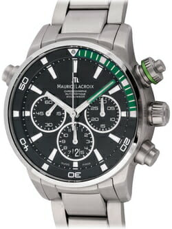 We buy Maurice Lacroix Pontos S Chronograph watches