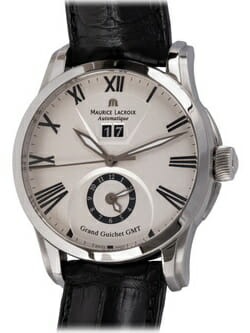 Sell my Maurice Lacroix Pontos Grand Guichet GMT watch
