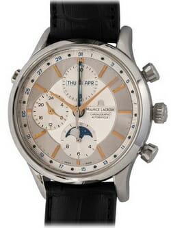 Sell your Maurice Lacroix Les Classiques Phase de Lune Chronograph watch