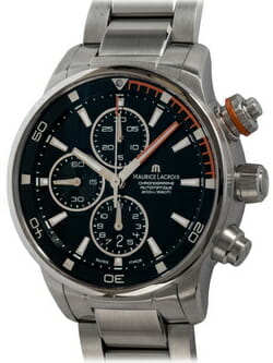 We buy Maurice Lacroix Pontos S watches