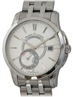 We buy Maurice Lacroix Pontos Reserve de March watches