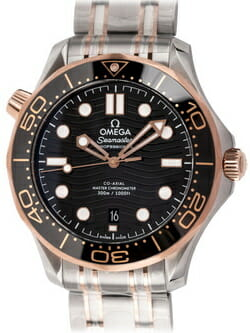Sell your Omega Seamaster Diver 300M watch