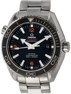 Sell your Omega Seamaster Planet Ocean Big Size watch