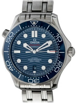 We buy Omega Seamaster Diver 300M watches
