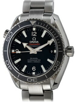 Sell my Omega Seamaster Planet Ocean watch