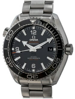 We buy Omega Seamaster Planet Ocean 600m Master Co-Axial 43.5MM watches