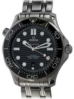Sell your Omega Seamaster Diver 300M Master Chronometer watch