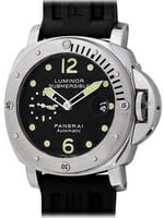 Sell your Panerai Luminor Submersible watch