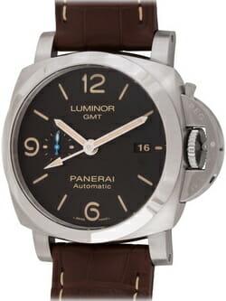 We buy Panerai Luminor 1950 3 Days GMT watches