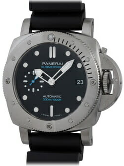 Sell my Panerai Luminor Submersible 1950 3 Days Auto 42mm watch