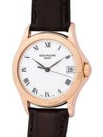 Sell my Patek Philippe Calatrava watch