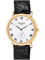 Sell your Patek Philippe Calatrava 33.5MM watch