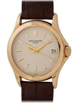 Sell my Patek Philippe Calatrava 37MM watch