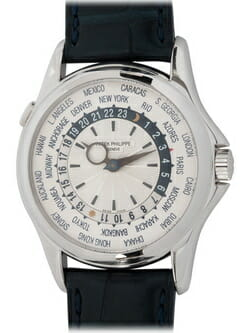 Sell your Patek Philippe World Time watch