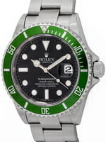 Sell your Rolex Submariner Date 'Anniversary' watch