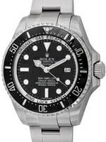 We buy Rolex Sea-Dweller DEEPSEA watches