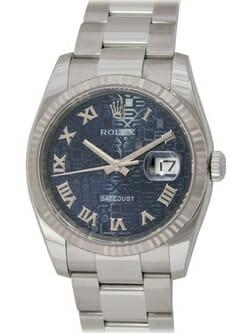 We buy Rolex Datejust watches
